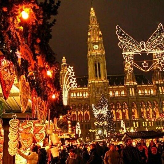 Туристическое агентство Череда Путешествий Автобусный экскурсионный тур «Рождественский дуэт. Австрия – Чехия» - фото 1