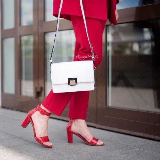 Магазин сумок Vezze Кожаная женская сумка C00495 - фото 5