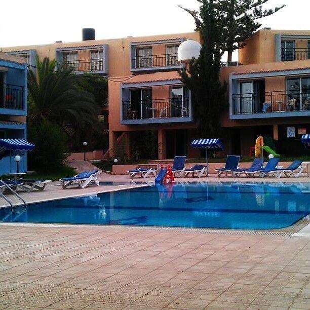 Туристическое агентство Санни Дэйс Пляжный авиатур на Кипр, Айя-Напа, Eleana Hotel Apartments 2* - фото 1