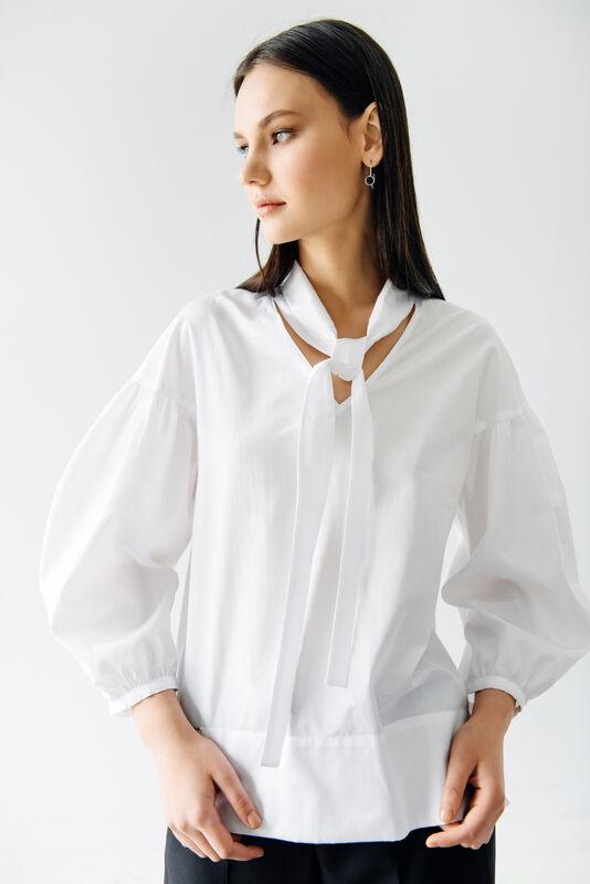 Кофта, блузка, футболка женская Burvin Блузка женская 5980 - фото 1