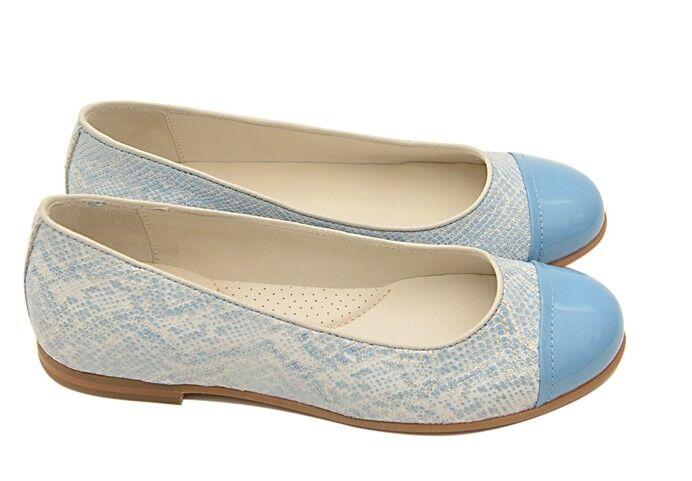 Обувь детская Zecchino d'Oro Туфли для девочки F01-3150-1 - фото 3