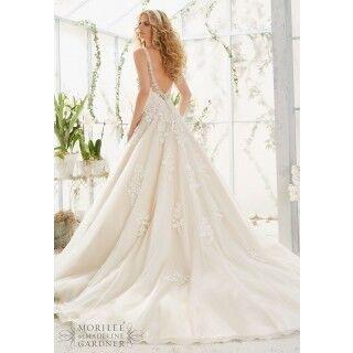Свадебное платье напрокат Mori Lee Платье свадебное 2811 - фото 2