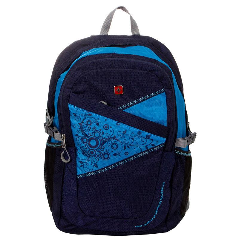 Магазин сумок SwissGear Рюкзак универсальный синий 205-15031 - фото 1