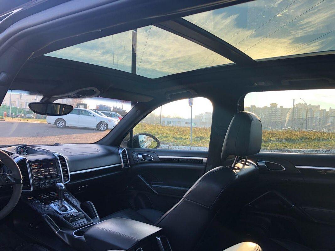 Прокат авто Porsche Cayenne 2012 г.в. - фото 4
