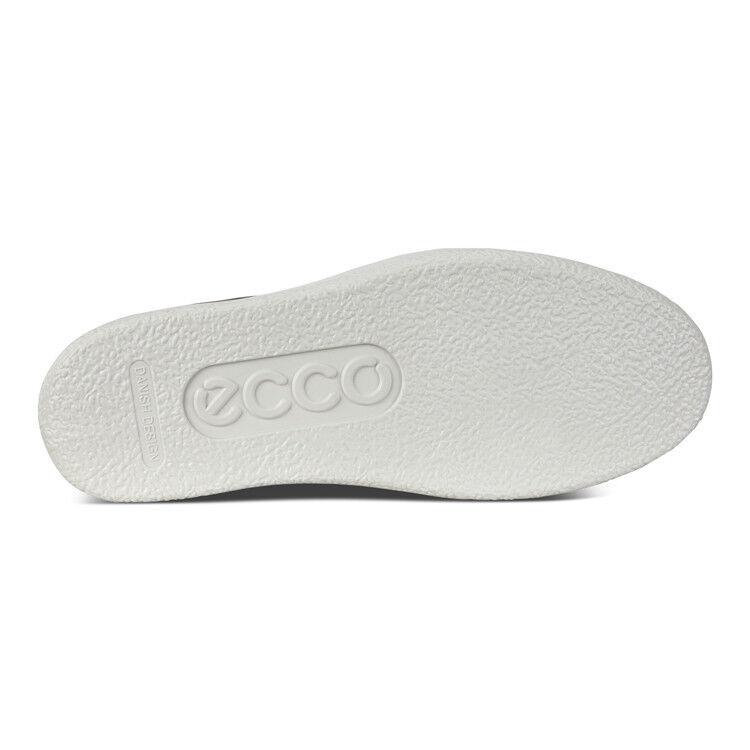 Обувь мужская ECCO Кеды высокие SOFT 1 400524/01001 - фото 7