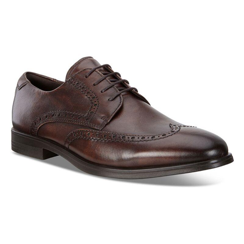 Обувь мужская ECCO Броги MELBOURNE 621664/01482 - фото 1