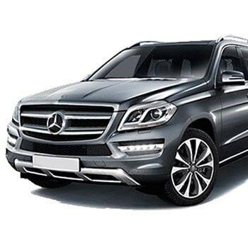 Прокат авто Mercedes-Benz Gl 500 2012 г.в. - фото 1