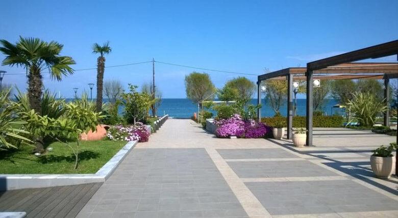 Туристическое агентство EcoTravel Пляжный авиатур в Грецию, Паралия Катерини (Северная Греция), Poseidon Palace 4* - фото 6