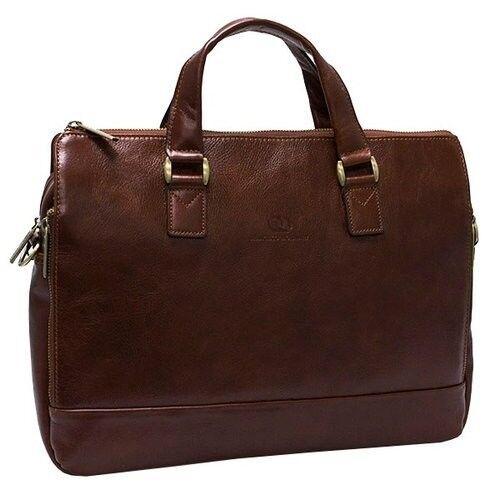 Магазин сумок Francesco Molinary Сумка мужская 513-7661-060 - фото 1