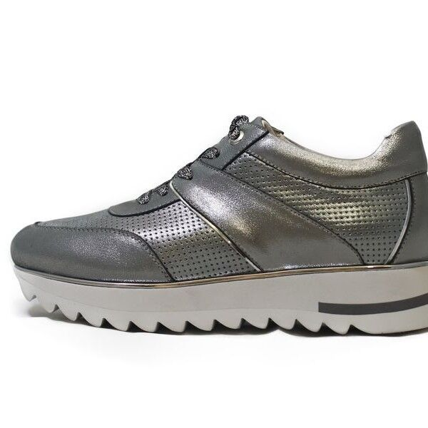 Обувь женская BASCONI Кроссовки женские H1703B-52-5 - фото 1