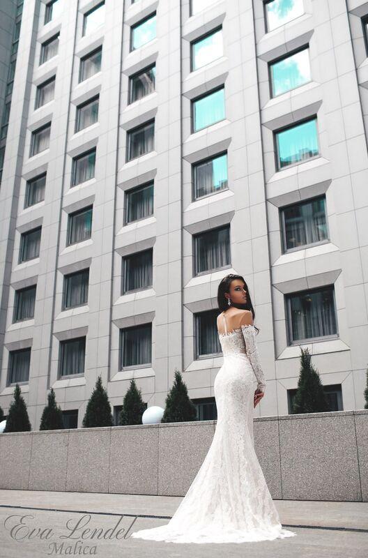 Свадебный салон Eva Lendel Платье свадебное Malica - фото 4