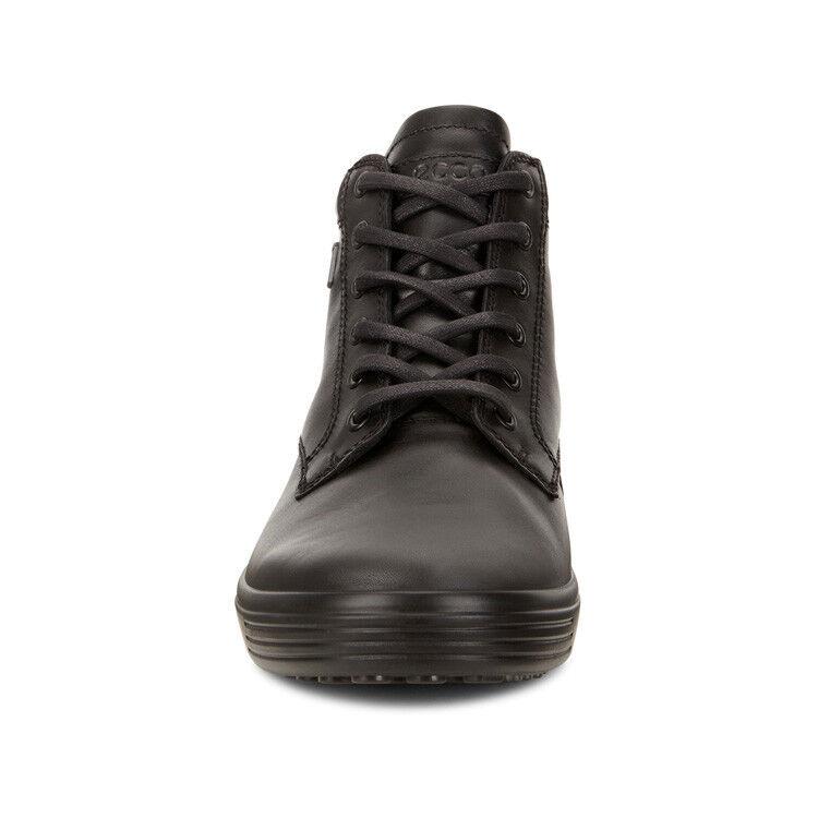 Обувь мужская ECCO Кеды высокие SOFT 7 430374/21001 - фото 4
