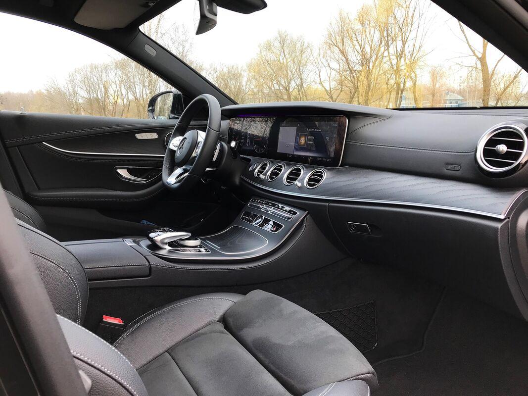 Прокат авто Mercedes-Benz E220D Avantgarde 2019 - фото 6