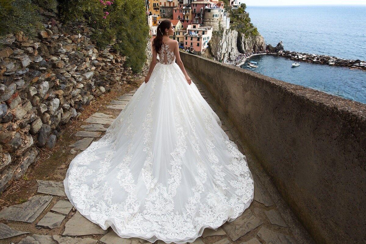 """Свадебное платье напрокат ALIZA свадебное платье """"Delighttye"""" - фото 2"""