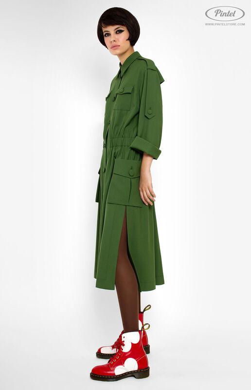 Платье женское Pintel™ Платье свободного силуэта Shindy - фото 2