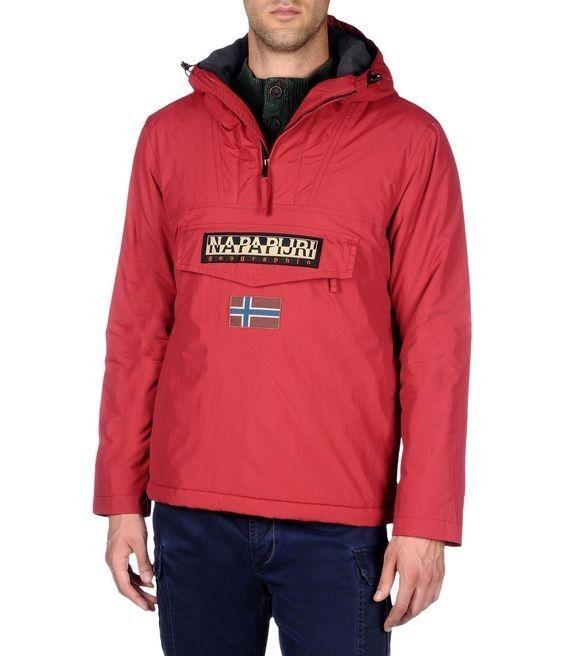 Верхняя одежда мужская Napapijri Куртка мужская Rainforest Winter N0Y7H2094 - фото 2