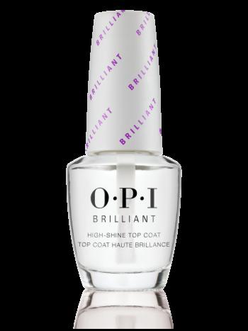 Декоративная косметика OPI Верхнее покрытие с бриллиантовым блеском Brilliant Top Coat - фото 1