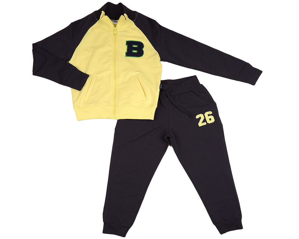 Спортивная одежда Mini Maxi Комплект спортивный UD0847 - фото 1