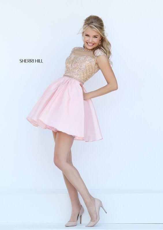 Вечернее платье Sherri Hill Платье 50429 - фото 1