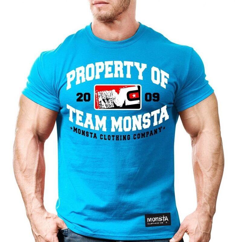 Спортивная одежда Monsta Футболка M34 - фото 1