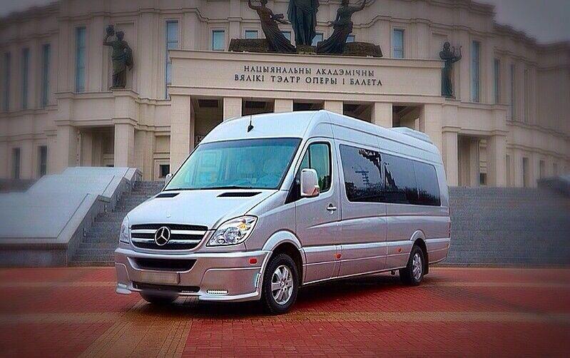 Аренда авто Mercedes-Benz Sprinter, 18 мест, 2012 год - фото 1