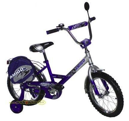 Велосипед Amigo Велосипед Pionero 16 - фото 1