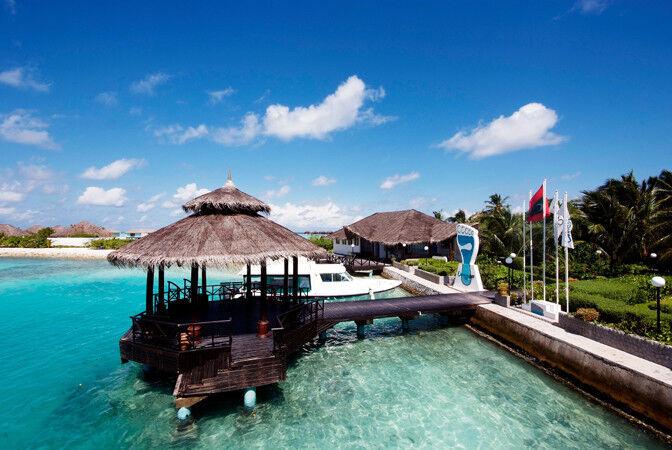 Туристическое агентство Jimmi Travel Отдых на Мальдивах, Chaaya Island Dhonveli 4* - фото 1