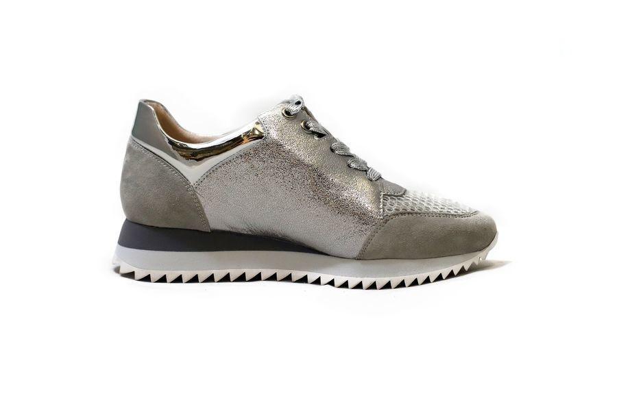 Обувь женская BASCONI Кроссовки женские H1781B-89-2 - фото 4