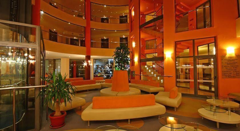 Туристическое агентство Клеопатра-тур Авиатур в Болгарию, Солнечный берег, Smartline Meridian Hotel 4* - фото 2