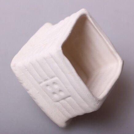 Подарок Радуга-МСК Домик керамический квадратный 13436, 5х4.5 см - фото 2