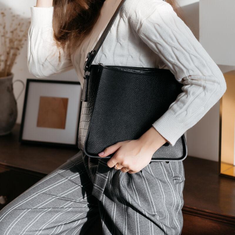 Магазин сумок Vezze Кожаная женская сумка C00556 - фото 1