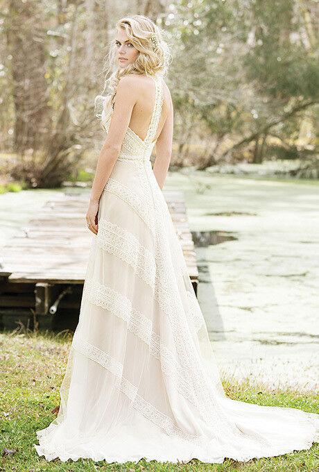 Свадебное платье напрокат Lillian West Свадебное платье 6468 - фото 2