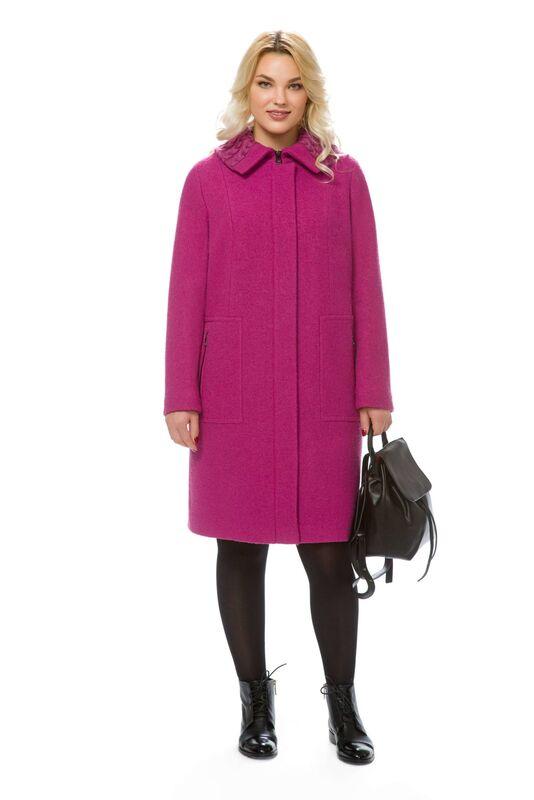 Верхняя одежда женская Elema Пальто женское демисезонное Т-6519 - фото 1