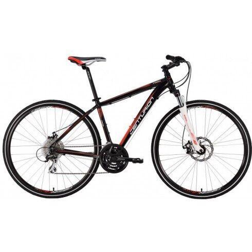 Велосипед Centurion Велосипед туристический Cross C5-MD 2015 (черный) - фото 1