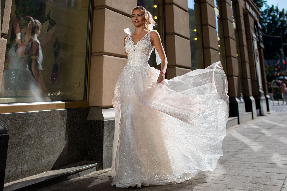 Свадебный салон Vessna Свадебное платье Rosalia арт. 2006 из коллекции Temptation - фото 1