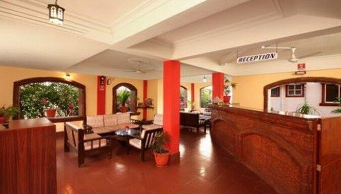 Туристическое агентство EcoTravel Пляжный авиатур в Индию, Гоа, Colonia Jose Menino 2* - фото 2