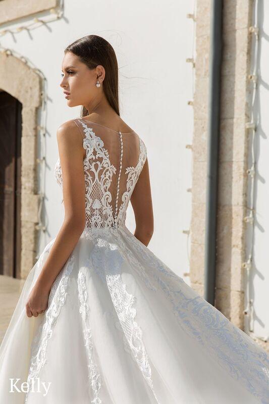 Свадебный салон Aivi Свадебное платье Kelly (Love Repablic) - фото 4
