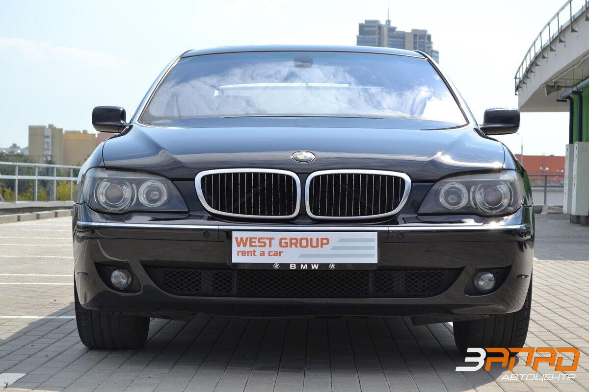 Прокат авто BMW 750 (E66) Long - фото 2