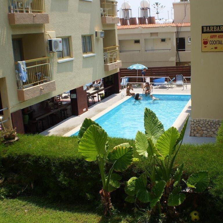 Туристическое агентство Кросс тур Пляжный авиатур на Кипр, Айя-Напа, Barbara Tourist Apartments Apts - фото 1