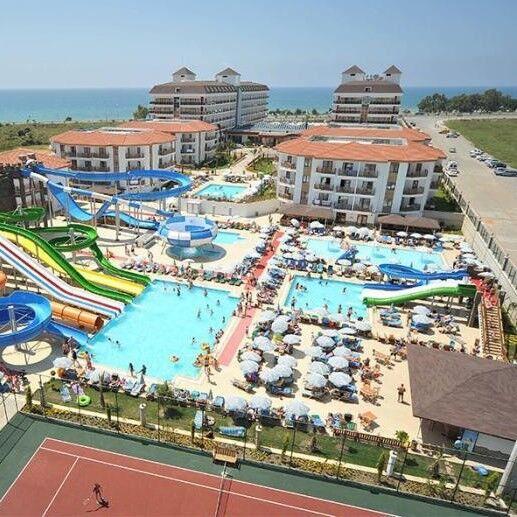 Туристическое агентство LetoTravel Пляжный тур в Турцию, Аланья, Eftalia Aqua Resort 5* - фото 1