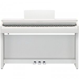 Музыкальный инструмент Yamaha Цифровое пианино Clavinova CLP-635WH - фото 6