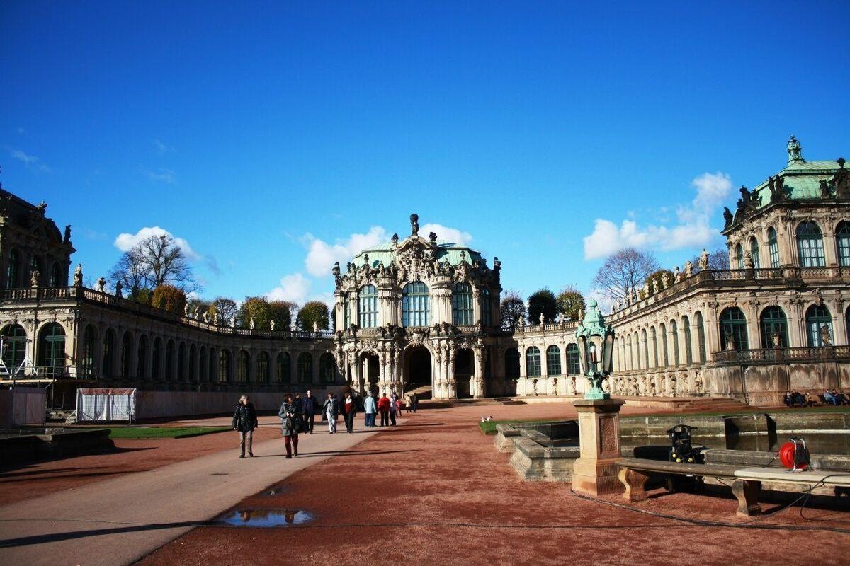 Туристическое агентство Голубой парус Автобусный экскурсионный тур «Вена – Прага – Дрезден» - фото 11