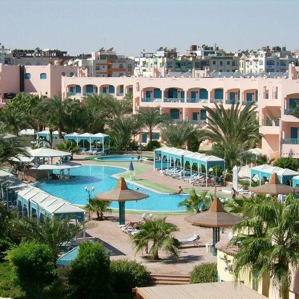 Туристическое агентство Кросс тур Пляжный авиатур в Египет, Хургада, Le Pacha Resort 4* - фото 1