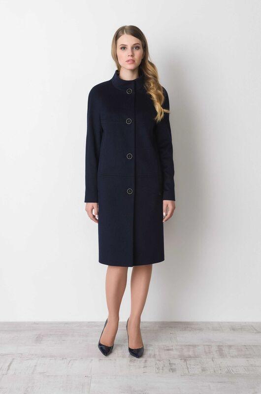 Верхняя одежда женская Elema Пальто женское демисезонное Т-6339 - фото 1