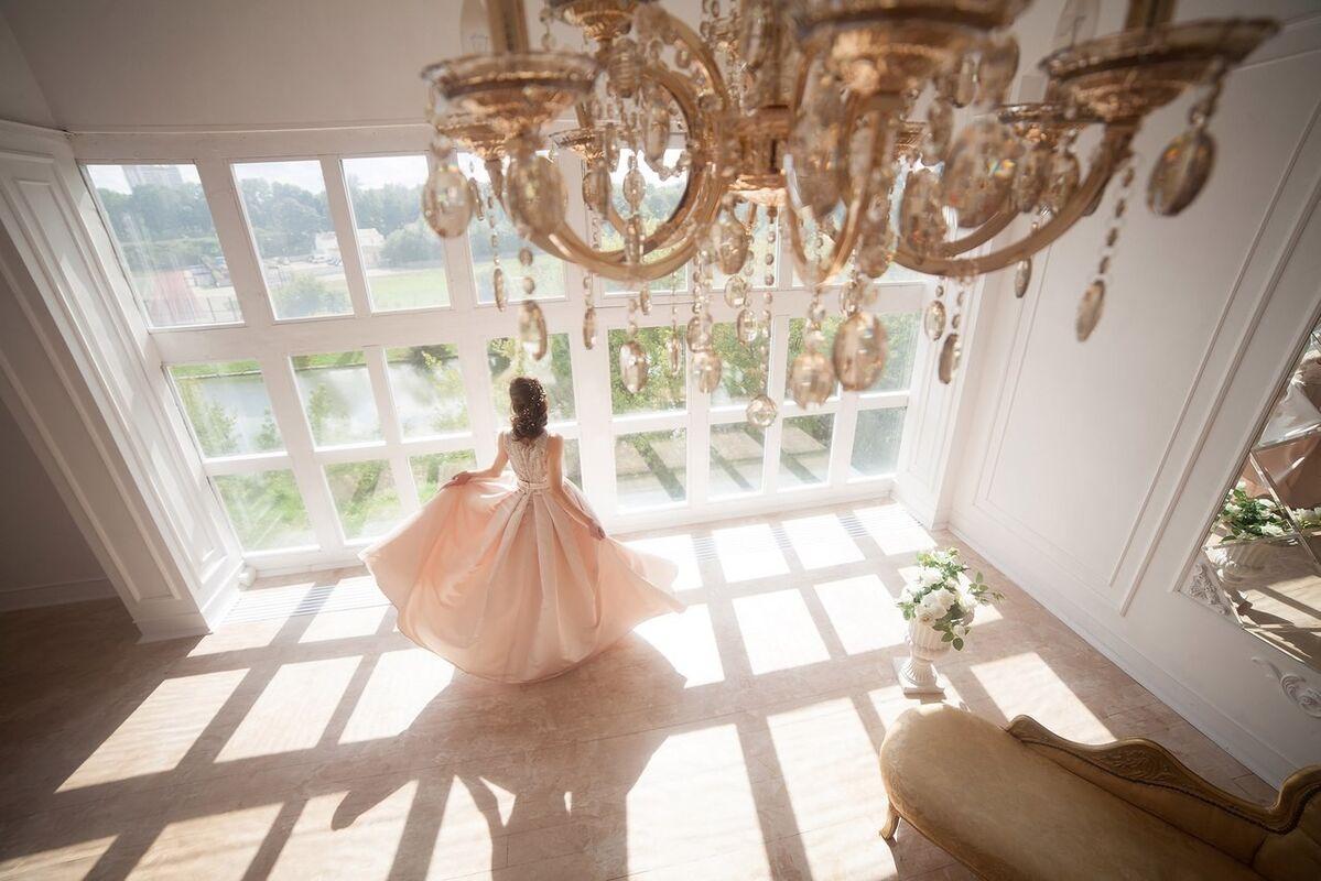 Свадебное платье напрокат La Festa Вечернее платье 115-3 - фото 1