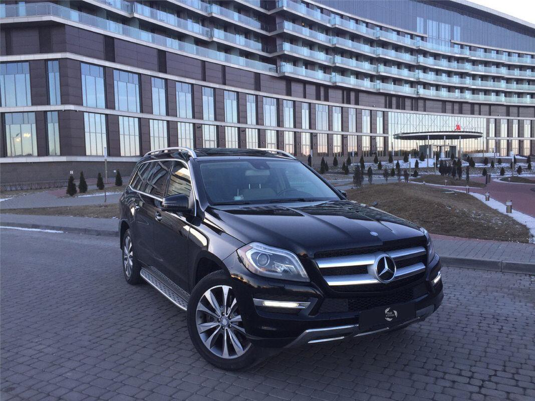 Прокат авто Mercedes-Benz GL 500 - фото 4