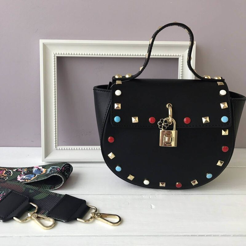 Магазин сумок Vezze Кожаная женская сумка С00133 - фото 1