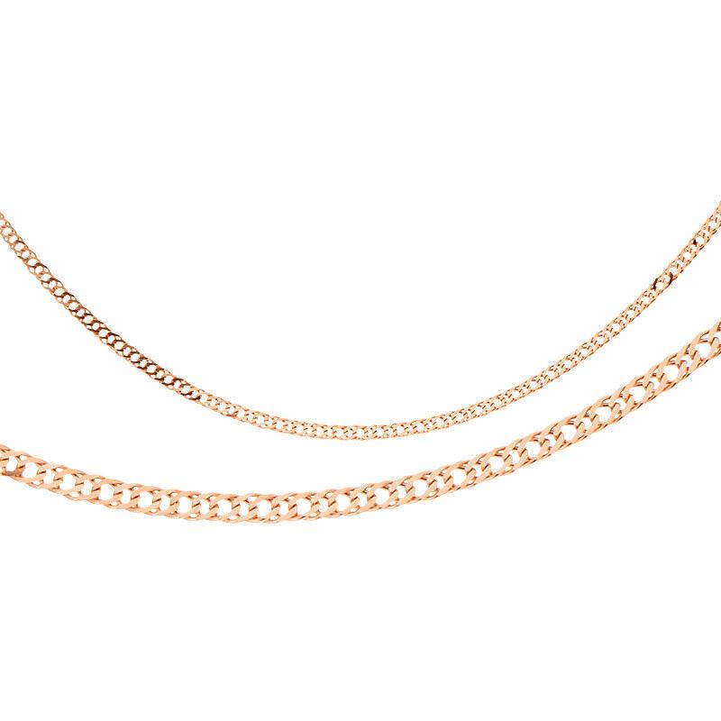 Ювелирный салон Jeweller Karat Цепь золотая арт. 111104023 - фото 1
