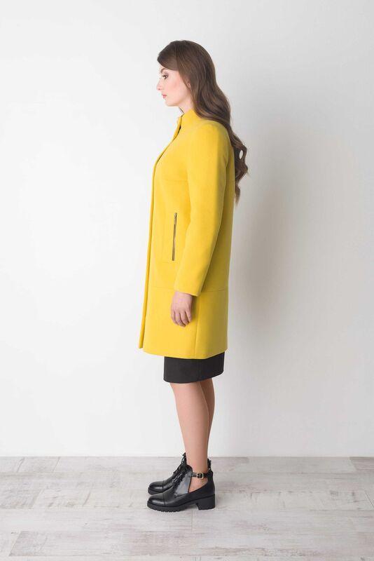 Верхняя одежда женская Elema Пальто женское демисезонное Т-6249 - фото 2