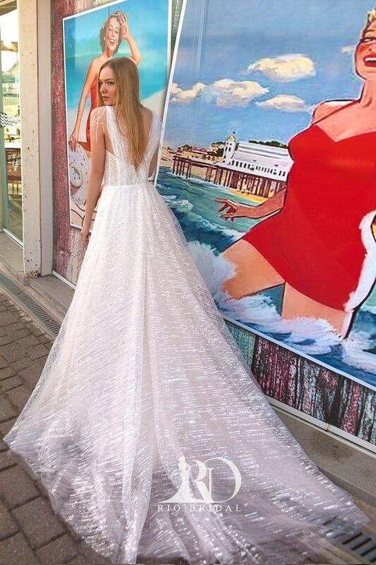 Свадебный салон Rafineza Свадебное платье Iden - фото 2